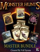 Monster Hunts: Master Bundle [BUNDLE]