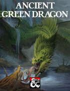 Ancient Green Dragon