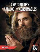 Aristobulus's Catalog of Consumables