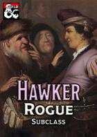 Hawker - Rogue Subclass