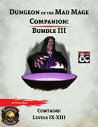 DotMM Companion(Fantasy Grounds): Bundle 3