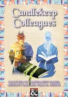 Candlekeep Colleagues - 10 NPCs for Candlekeep Mysteries