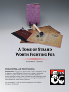 A Tome of Strahd Worth Fighting For