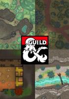 Custom battle map collection