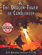The Dragon-Tower of Candlekeep