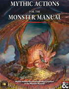 Mythic Actions (Monster Manual) (Fantasy Grounds)