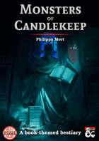 Monsters of Candlekeep