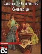 Candlekeep Cluefinders' Compendium