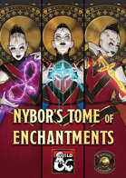 Nybor's Tome of Enchantments (Fantasy Grounds) – magic items, item handouts, and enchanting rules for 5E
