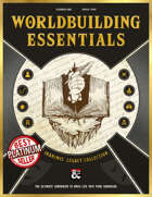 Worldbuilding Essentials - Inanimis' Legacy Collection