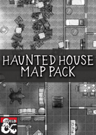 Haunted House Map Pack