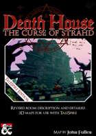 Curse of Strahd - Death House - TaleSpire Edition