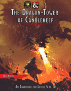 The Dragon-Tower of Candlekeep (Fantasy Grounds)