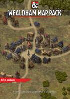 Wealdham - Forgotten Realms Stock Maps