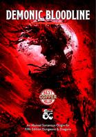 Demonic Bloodline - Sorcerous Origin