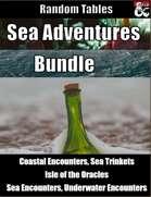 Sea Adventures Bundle - Random Tables [BUNDLE]