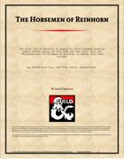 The Horsemen of Reinhorn