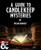 A Guide to Candlekeep Mysteries