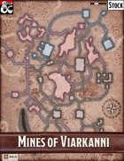 Elven Tower - Mines of Viarkanni | Stock Battlemap