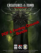 Creatures of the Tomb (PDF & FG) [BUNDLE]