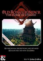 Curse of Strahd - Old Bonegrinder - TaleSpire Edition