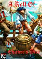 A Roll Of Chance's Dice: Tavern games for your adventures