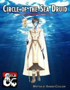 5e Druid Circles - Circle of the Sea