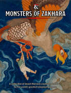 Monsters of Zakhara - An Al-Qadim and Forgotten Realms Supplement