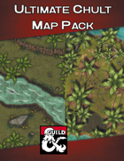 Ultimate Chult Map Pack [BUNDLE]