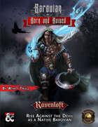 Barovian Born and Raised (Fantasy Grounds)