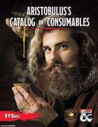 Aristobulus's Catalog of Consumables (Fantasy Grounds)