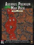 Avernus Premium Map Pack (Fantasy Grounds)