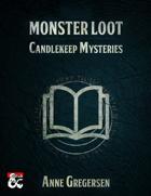 Monster Loot – Candlekeep Mysteries
