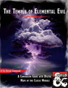 The Temple of Elemental Evil 5e Conversion Guide with Maps