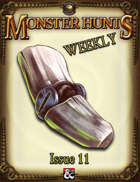 Monster Hunts Weekly: Issue 11 (Fantasy Grounds)
