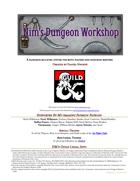 Nim's Dungeon Workshop