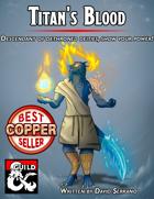 Sorcerous Origin - Titan's Blood