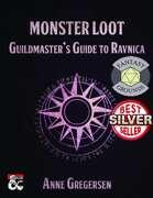 Monster Loot – Guildmaster's Guide to Ravnica (Fantasy Grounds)