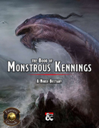 The Book of Monstrous Kennings: A Norse Bestiary (Fantasy Grounds)