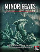 Minor Feats