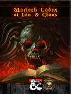 Warlock Codex of Law and Chaos (Fantasy Grounds)