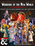 Warriors of the New World [BUNDLE]