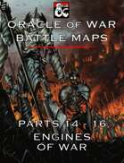 Oracle of War Battle Maps - The Complete Engines of War