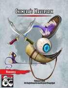 Chimeras Haversack Magic Item Vol 1