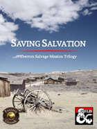 Saving Salvation: Eberron Salvage Mission Trilogy (Fantasy Grounds)