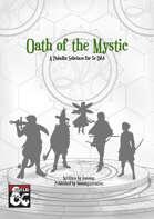 Oath of the Mystic - 5e Paladin Subclass