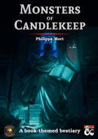 Monsters of Candlekeep (Fantasy Grounds)