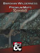 Barovian Wilderness Premium Maps [BUNDLE]