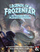 Legends of Frozenfar: an Icewind Dale Player's Companion (Fantasy Grounds)
