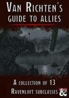 Van Richten's guide to unusual allies